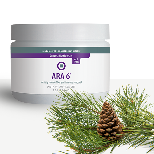 ARA 6 - larch powder
