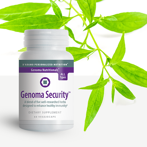 Genoma Security - Andrographis Immune Support