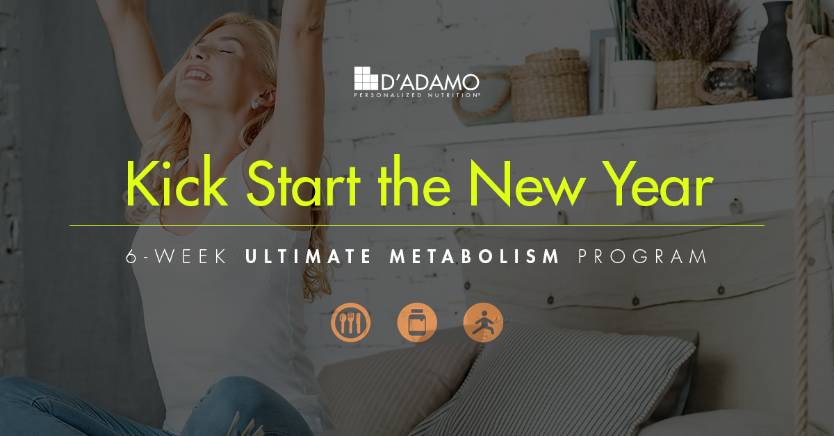Kick Start the New Year!