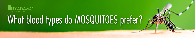 Tips for mosquitoes