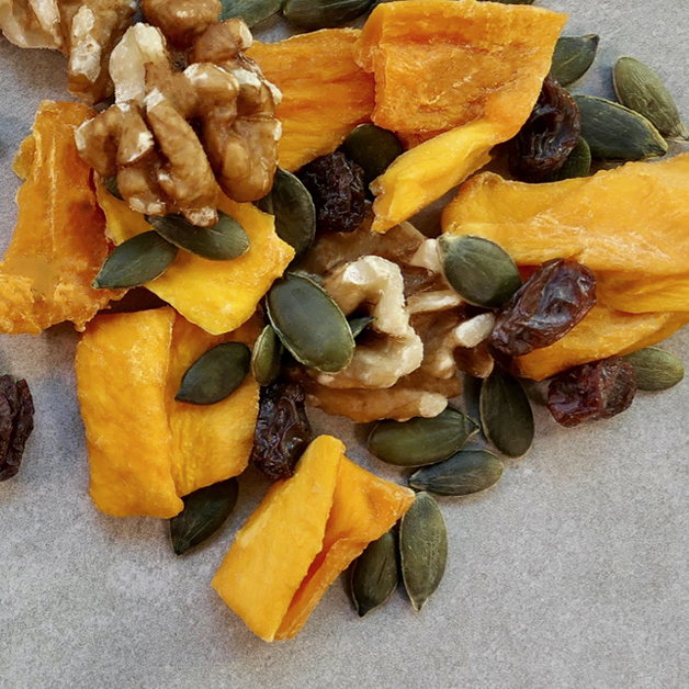 Trail Mixes for Each Blood Type