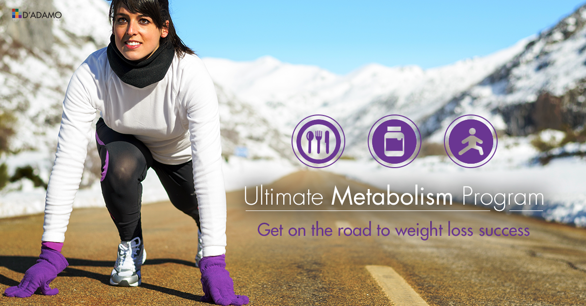 Boost Your Metabolism in 2016