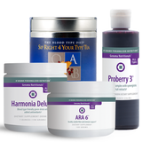 Healthy Blends Pack A- A collection of healthy drink mix options to support overall health from many different angles