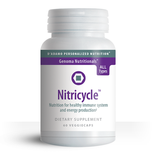 Nitricycle - Promote healthy blood vessel tone, energy levels, cognitive function and immune response