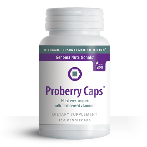 Proberry Caps - Antioxidant rich immune support from dark berries
