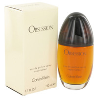 Obsession By Calvin Klein 1.7 oz Eau De Parfum Spray for Women
