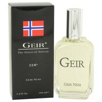 Geir By Geir Ness 3.4 oz Eau De Parfum Spray for Men