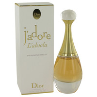 J'adore L'Absolu By Christian Dior 2.5 oz Eau De Parfum Spray for Women