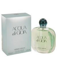 Acqua Di Gioia by Giorgio Armani 1.7 oz Eau De Parfum Spray for Women