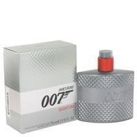 007 Quantum By James Bond 2.5 oz Eau De Toilette Spray for Men