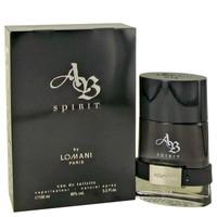 Ab Spirit By Lomani 3.3 oz Eau De Toilette Spray for Men