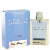 Acqua Essenziale By Salvatore Ferragamo 3.4 oz Eau De Toilette Spray for Men