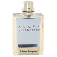 Acqua Essenziale By Salvatore Ferragamo 3.4 oz Eau De Toilette Spray Tester for Men