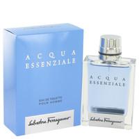 Acqua Essenziale By Salvatore Ferragamo 1.7 oz Eau De Toilette Spray for Men
