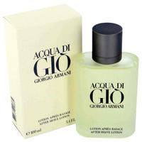 Acqua Di Gio By Giorgio Armani 3.3 oz After Shave for Men