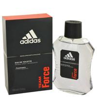 Team Force By Adidas 3.4 oz Eau De Toilette Spray for Men