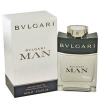 Man By Bvlgari 2 oz Eau De Toilette Spray for Men