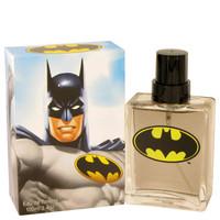 Batman By Marmol & Son 3.4 oz Eau De Toilette Spray for Men