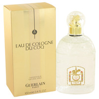 Du Coq By Guerlain 3.4 oz Eau De Cologne Spray for Men
