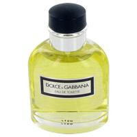 Dolce & Gabbana 4.2 oz Tester Eau De Toilette Spray for Men