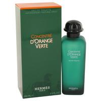 Eau D'Orange Verte by Hermes 3.4 oz Eau De Toilette Spray Concentre Unisex