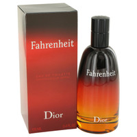 Fahrenheit By Christian Dior 3.4 oz Eau De Toilette Spray for Men