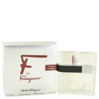 F By Salvatore Ferragamo 3.4 oz Eau De Toilette Spray for Men