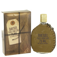 Fuel For Life By Diesel 2.5 oz Eau De Toilette Spray for Men
