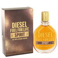 Fuel For Life Spirit By Diesel 1.7 oz Eau De Toilette Spray for Men