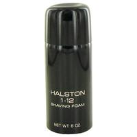 Halston 1-12 By Halston 6 oz Shaving Foam for Men