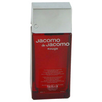 Jacomo De Jacomo Rouge By Jacomo 3.4 oz Eau De Toilette Spray Tester for Men