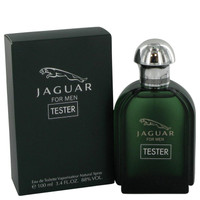 Jaguar By Jaguar 3.4 oz Eau De Toilette Spray Tester for Men