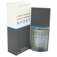 L'Eau D'Issey Pour Homme Sport By Issey Miyake 1.7 oz Eau De Toilette Spray for Men