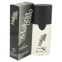 Malizia Uomo Silver By Vetyver 1.7 oz Eau De Toilette Spray for Men