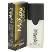 Malizia Uomo Gold By Vetyver 1.7 oz Eau De Toilette Spray for Men