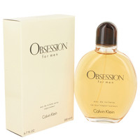 Obsession By Calvin Klein 6.7 oz Eau De Toilette Spray for Men
