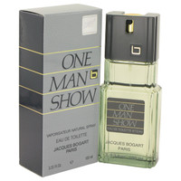 One Man Show by Jacques Bogart 3.3 oz Eau De Toilette Spray for Men
