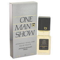One Man Show By Jacques Bogart 1 oz Eau De Toilette Spray for Men
