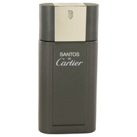 Santos De Cartier By Cartier 3.3 oz Tester Eau De Toilette Spray for Men
