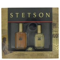 Stetson By Coty Gift Set with After Shave for Men