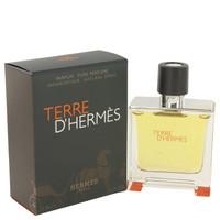 Terre D'Hermes By Hermes 2.5 oz Pure Pefume Spray for Men
