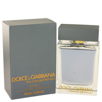 The One Gentlemen By Dolce & Gabbana 3.4 oz Eau De Toilette Spray for Men