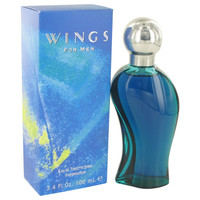 Wings By Giorgio Beverly Hills 3.4 oz Eau De Toilette/Cologne Spray for Men
