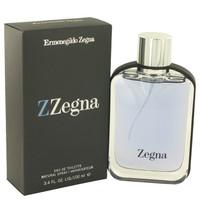 Z Zegna By Erfor Menegildo Zegna 3.3 oz Eau De Toilette Spray for Men
