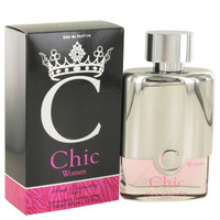 C Chic By Mimo Chkoudra 3.3 oz Eau De Parfum Spray for Women
