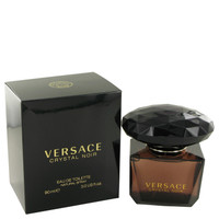 Crystal Noir By Versace 3 oz Eau De Toilette Spray for Women