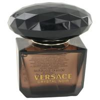 Crystal Noir By Versace 3 oz Tester Eau De Parfum Spray for Women