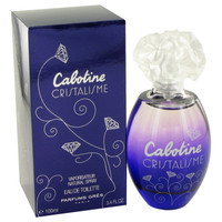 Cabotine Cristalisme By Parfums Gres 3.4 oz Eau De Toilette Spray for Women