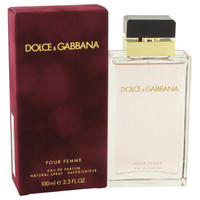 Dolce & Gabbana Pour Femme By Dolce & Gabbana 3.4 oz Eau De Parfum Spray for Women