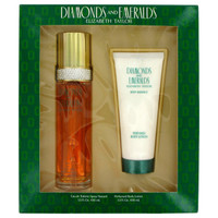 Diamonds & Emeralds By Elizabeth Taylor Gift Set